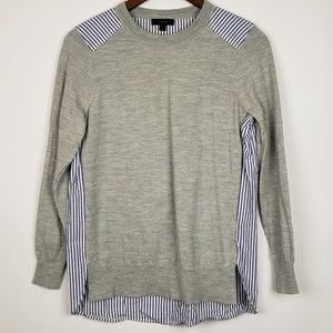 J Crew Sweater Top Size Small